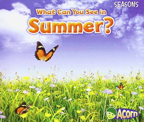 What Can You See in Summer? (Seasons)