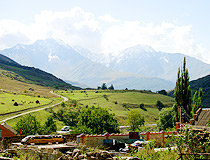 North Ossetia Republic scenery