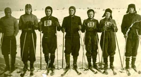 Клуб лыжников москвы ночные клуб внуково